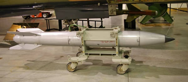 Pentagon: US needs billions of dollars to modernize nuclear weapons
