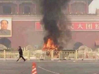 ¿El escenario checheno en China?