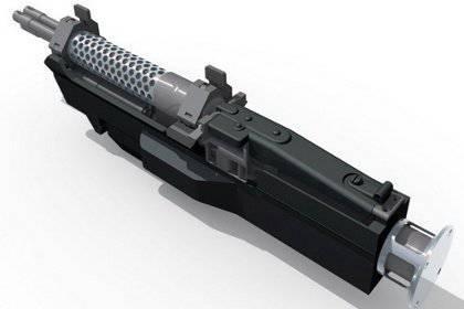 ドイツ人は3バレルの機関銃を開発しました
