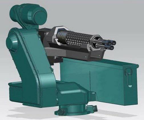 Для порівняння , шестиствольні кулемети схеми Гатлинга можуть здійснювати 4000-6000 пострілів на хвилину.