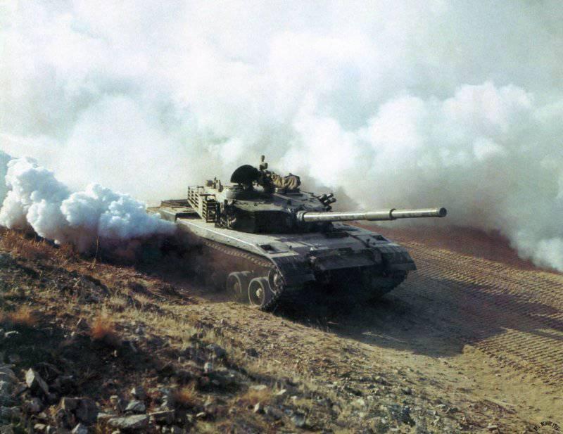 Танки. Китайское танкостроение: от копирования к оригинальным разработкам