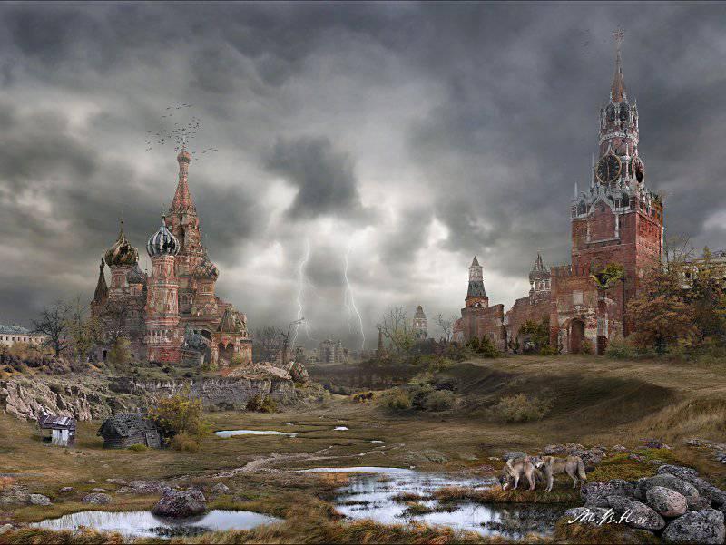 Россия-2040 по Илану Берману: потеря Дальнего Востока и война с Украиной