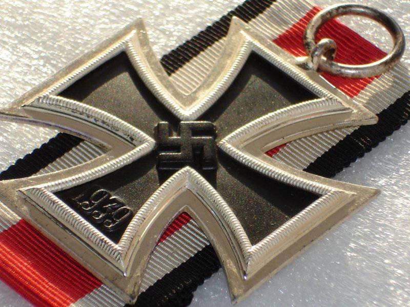 Награды для всех, кто воевал за немцев