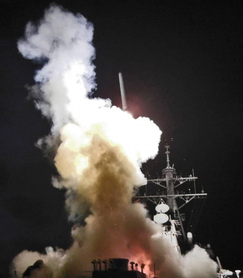 """Топор войны. Пять мифов о ракете """"Томагавк"""""""