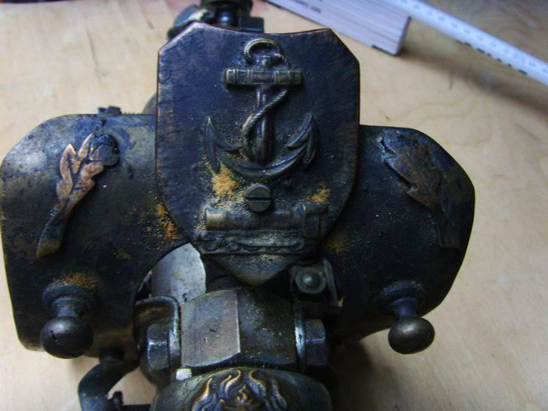 Оружие, стартер или декоративный объект: загадочный прибор из Германии