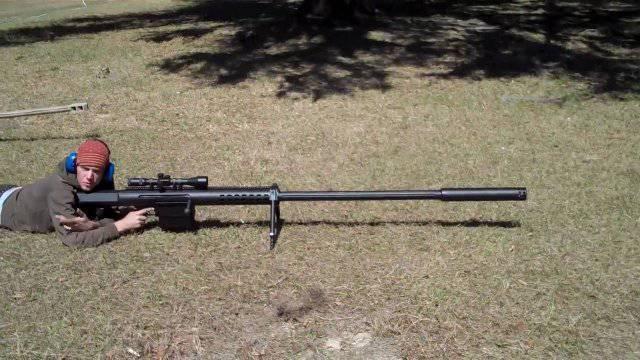 Тяжелые снайперские винтовки Anzio Ironworks