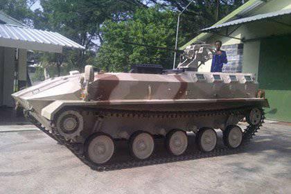 L'Indonésie a présenté son premier char