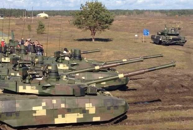 """开始技术验收第一批""""Oplotov"""""""