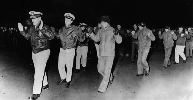 Как ВМС КНДР захватили американский военный корабль