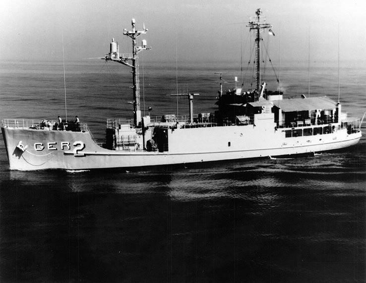 Wie die Marine der DVRK das amerikanische Kriegsschiff ergriff