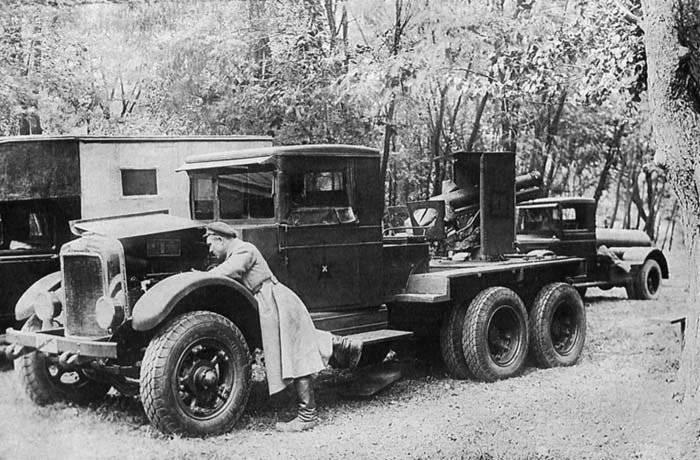 Отечественные противотанковые самоходные артиллерийские установки. Часть 1-я