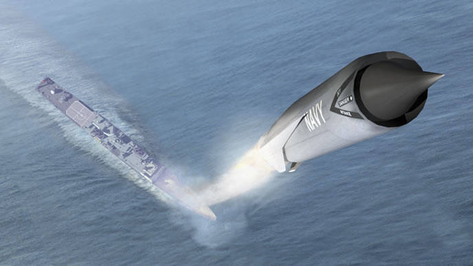 American experimental hypersonic aircraft. Part of 1