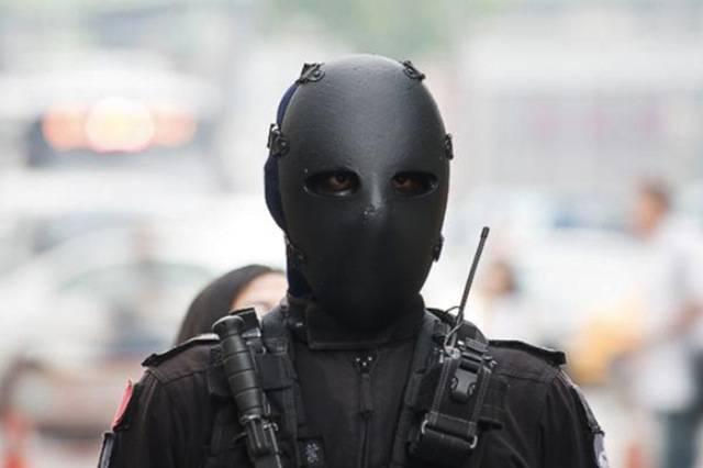 Tayvan hükümeti ordusunu meçhul kurşun geçirmez maskelerle donatıyor