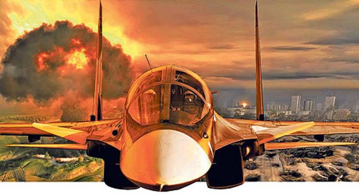 最高の飛行機は戦争に失敗しました