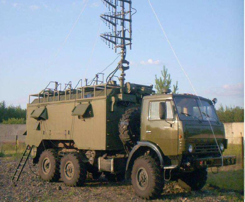 Examen du matériel de guerre électronique de la production ukrainienne