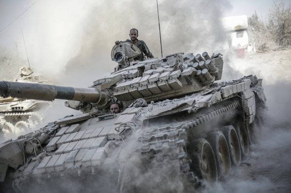 Is the world on the brink of war?