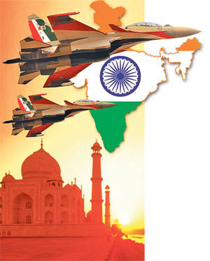 Unsuccessful competition between Russia and the United States on the Indian arms market