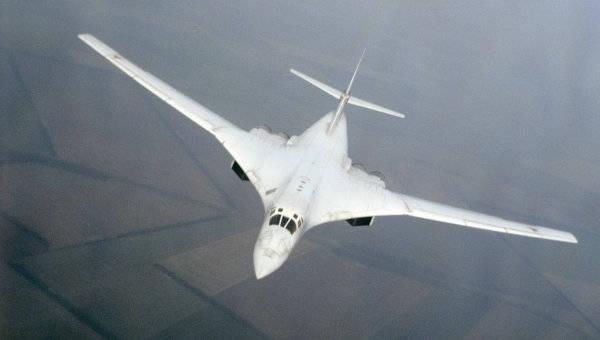 보고타 : 러시아어 Tu-160이 콜롬비아 영공을 침범했다.