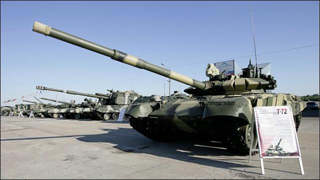 T-72B3 ...この獣は何ですか? 1の一部