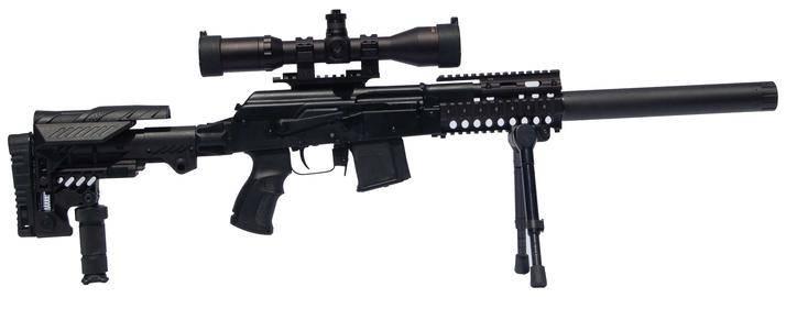 ASPAR Arms Sniper Rifles (Armenia)