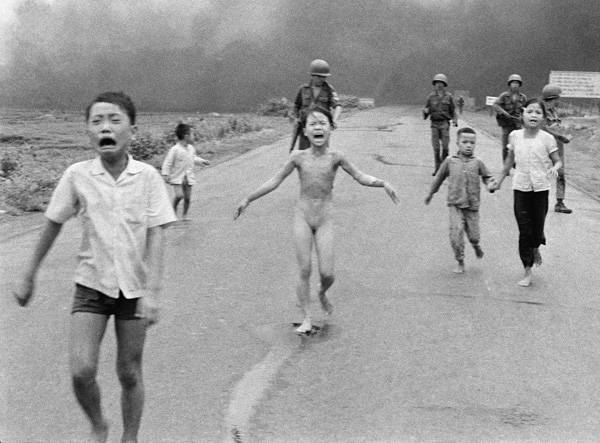 "They were killing children. The Vietnam War was the first bell to cast doubt on the ""exclusivity"" of the United States"