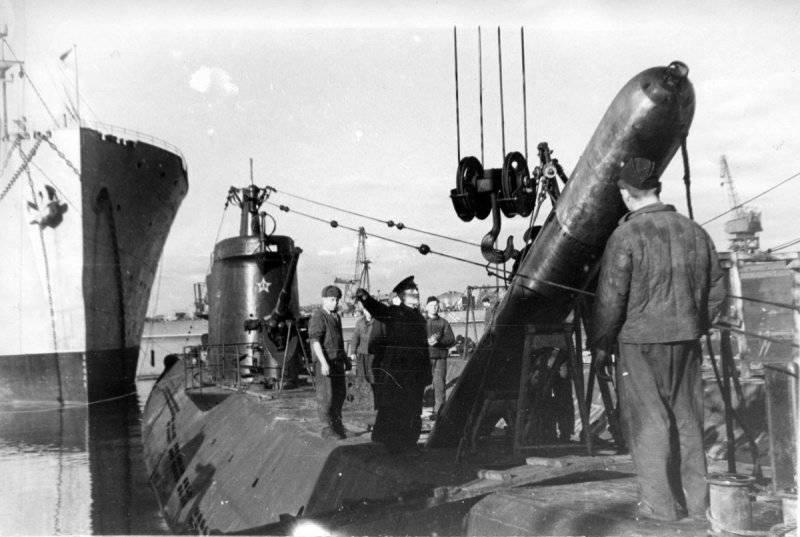 Analyse der Wirksamkeit sowjetischer U-Boote im Großen Vaterländischen Krieg