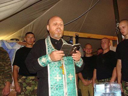 «Там люди понимают, что такое Россия» :: Интервью со священником, служащим на Кавказе в горячих точках