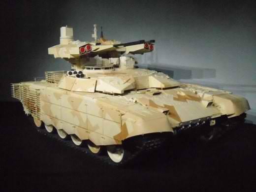 300 BMPT-72将帮助阿萨德军队击败恐怖分子