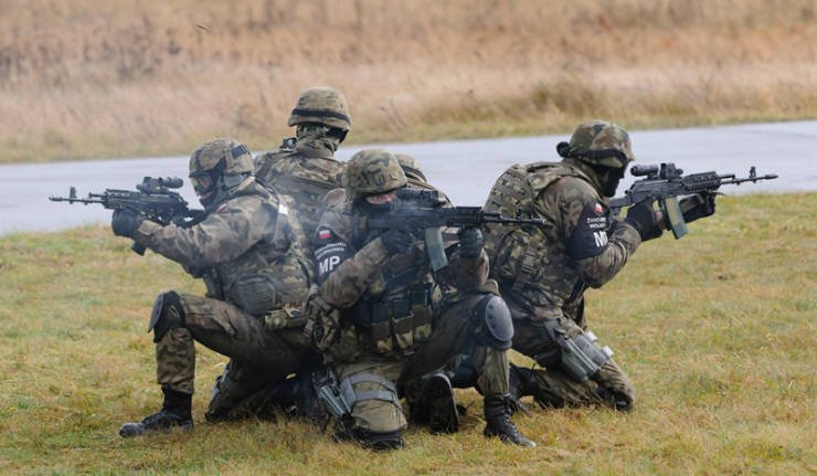 NATO's largest military exercises ended in Eastern Europe