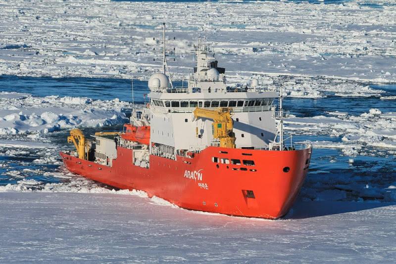 Lucha por el Ártico: la superioridad rompehielos de Rusia