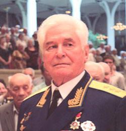 "Nikolai Moskvitelev: ""航空宇宙防衛が決定的なリンクです"""