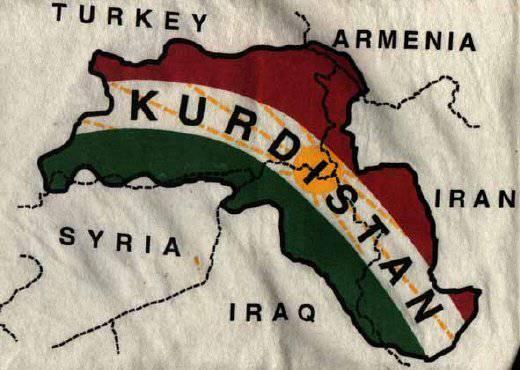 Fator curdo no Irã