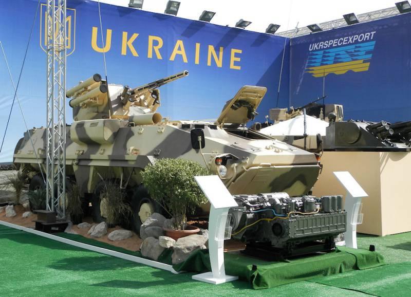 बख़्तरबंद कर्मियों के वाहक BTR-4 का कठिन अतीत और अस्पष्ट भविष्य