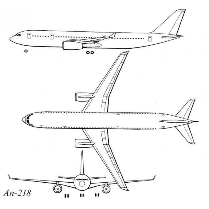 Как сделать самолет электронный