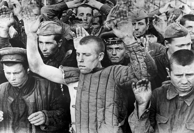 Crisis militar y política de la Unión Soviética 1941.