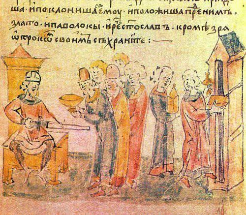 Campaña búlgara Svyatoslav. Parte de 2