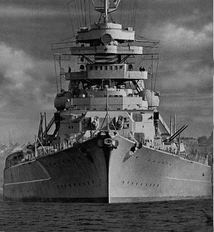 Attaque sur Tirpitz. Les circonstances de l'exploit K-21
