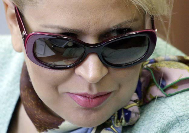 インタビュー -  Oboronservisの場合に非難されたEvgenia Vasilyeva