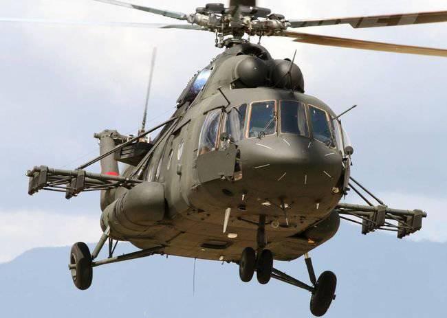 Пентагон отказался от дальнейших закупок вертолетов Ми-17 для Афганистана