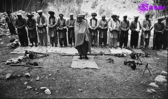 I mujahid della guerra afgana (1979-1989)