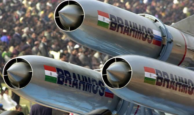 L'Inde a testé la fusée BrahMos avancée