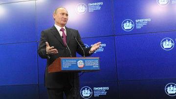 Les initiatives de sabotage du président Poutine et comment y faire face