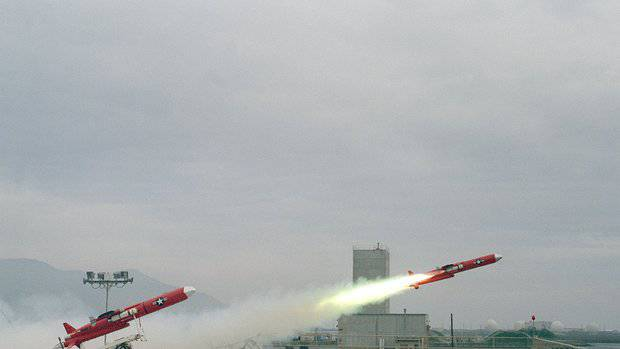 Tests of the US Navy anti-missile system failed
