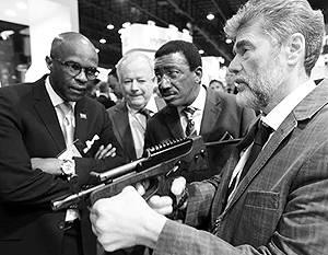 छत के करीब। विदेशी हथियारों की बिक्री रुकने का इंतजार कर रही है