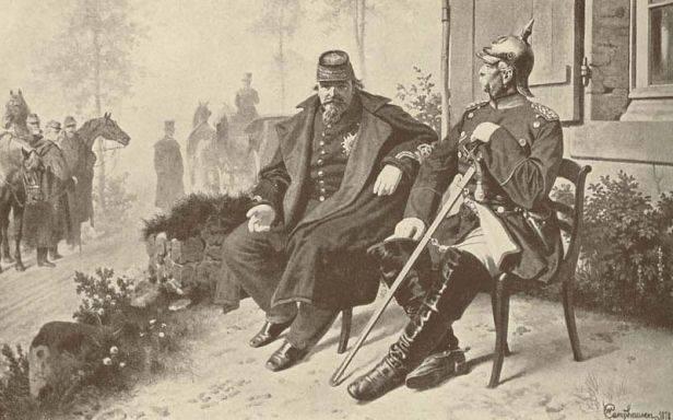 Russie et Allemagne. Contexte du conflit
