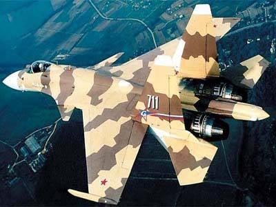 Su-37: yıkık bir proje