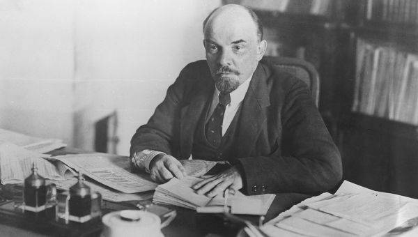 Was Lenin a German spy?