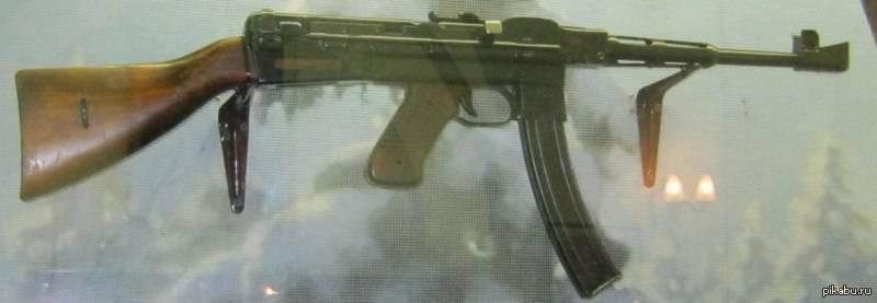 PPSH-2 Shpaginのあまり知られていない短機関銃