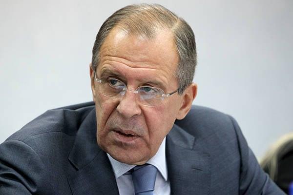 谢尔盖拉夫罗夫告诉俄罗斯将如何回应对俄罗斯外交使团的袭击