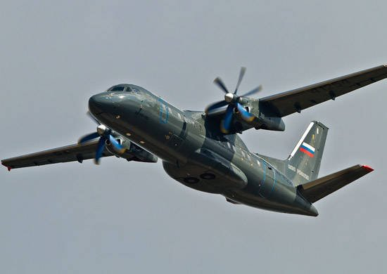 Naval aviation of the Baltic Fleet will be replenished with the newest military transport aircraft